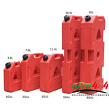 Jerry can 1-8 Gallon